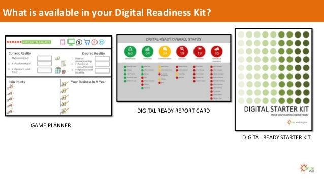 Seattle Digital Readiness Initative