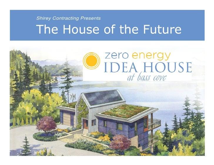 Zero Energy House Bellevue Wa