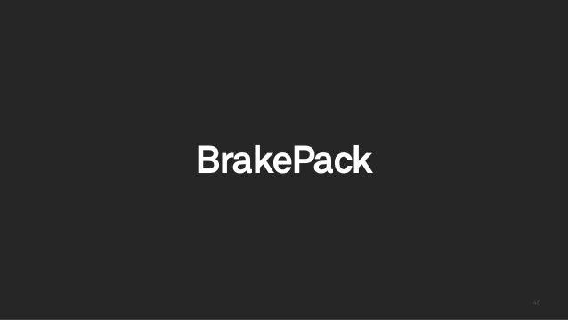 4646 BrakePack