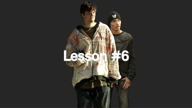 75 Lesson #6