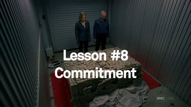 80 Lesson #8 Commitment