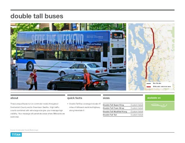 Seattle Out-of-Home Media Kit - Transit (bus, station & rail)