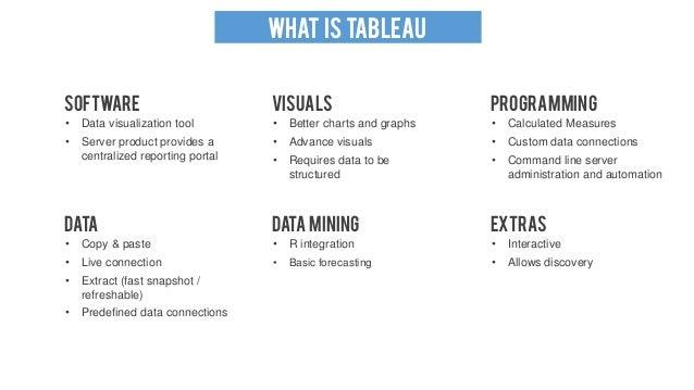 tableau vs excel  Seatug Presentation (Excel to Data Viz culture) Seattle Tableau User …