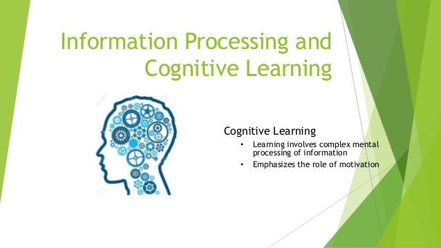an analysis of cognitive information processing Emotional and cognitive information processing in web-based medical education   the formal analysis of the relationships between emotions and cognitions.