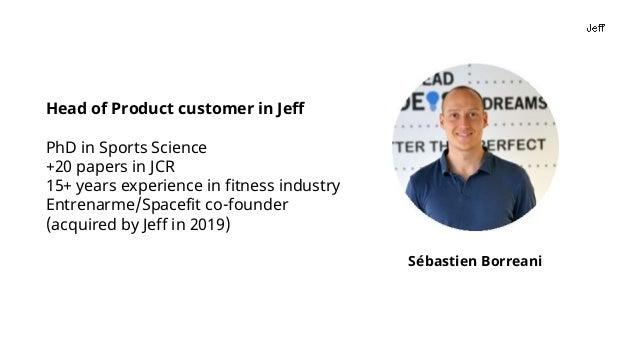 Sebastian Borreani, Jeff Customer Product - Creando el primer ecosistema omnicanal de servicios gracias a la tecnología by Jeff Slide 2