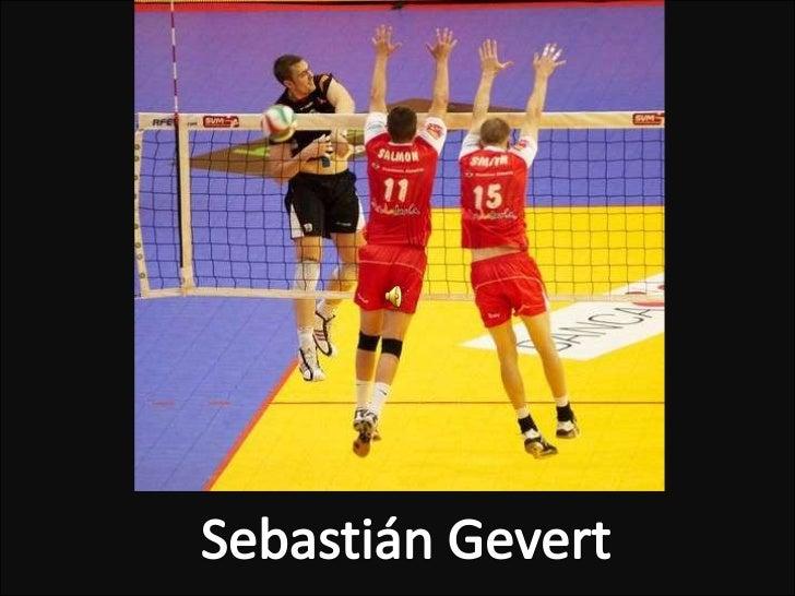 Sebastián Gevert<br />