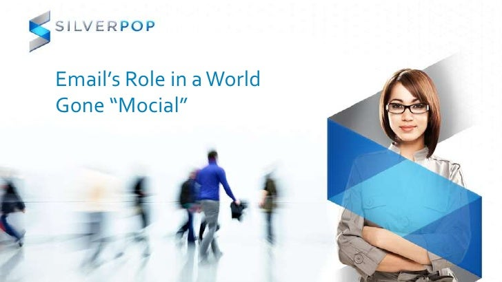 """Email's Role in a WorldGone """"Mocial"""""""