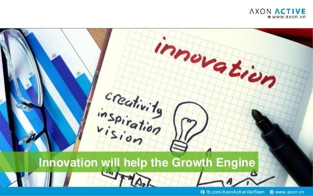 www.axon.vnfb.com/AxonActiveVietNam Innovation will help the Growth Engine