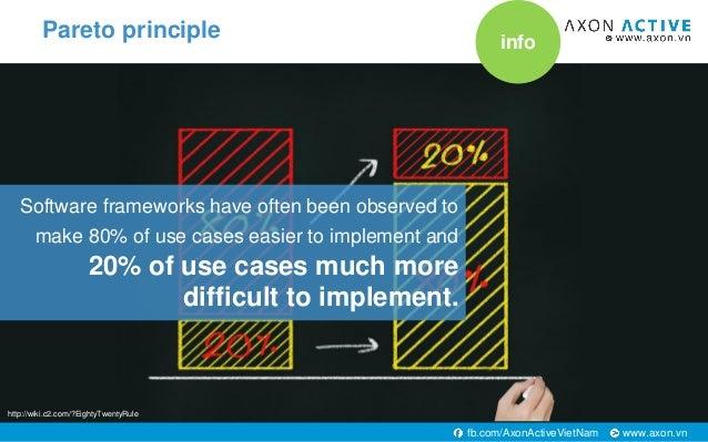 www.axon.vnfb.com/AxonActiveVietNam Software frameworks have often been observed to make 80% of use cases easier to implem...