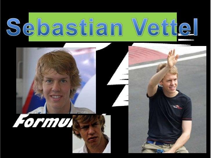 SebastianVettel<br />