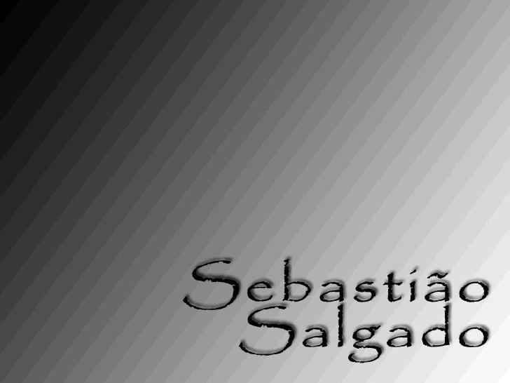 salvar (preservar para a prosperidade) apenas Se você pudesse  uma fotografia de todo o trabalho do fotógrafo Sebastião Sa...