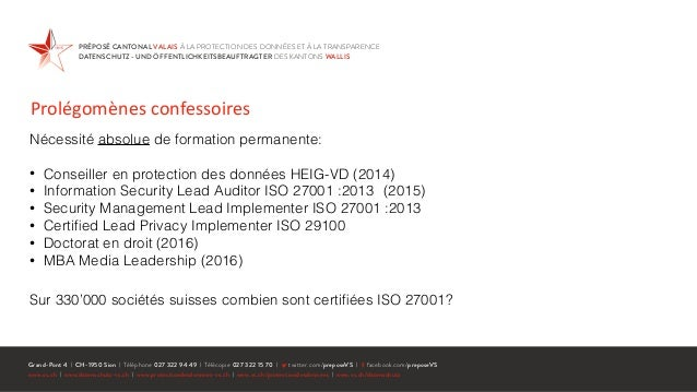 Contexte légal de la sécurité pour les administrations publiques Slide 3