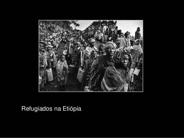 Refugiados na Etiópia