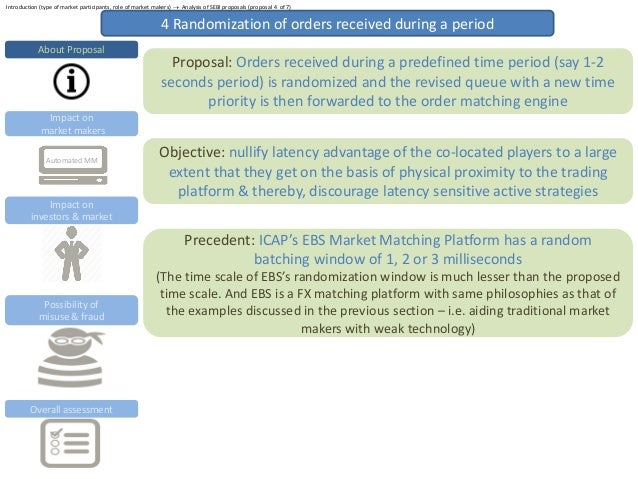Sebi Proposals On Regulations For Algorithmic Trading And How They