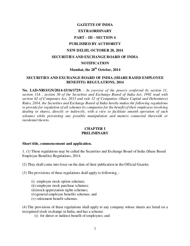1 GAZETTE OF INDIA EXTRAORDINARY PART U2013 III U2013 SECTION 4 PUBLISHED BY  AUTHORITY NEW DELHI ...