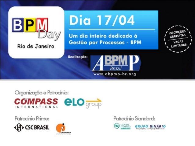 Ciclos de Melhoria e Inovação dos Processos Caso Sebrae/RJ Palestrante: Marcelo Lima Gerente TI