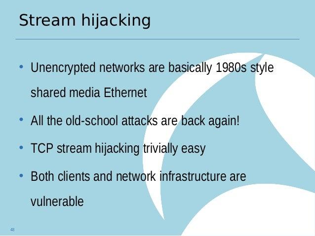 WiFi Intrustion Detection from WireShark SharkFest