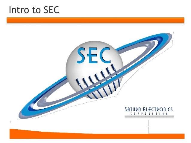 Intro to SEC
