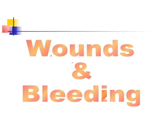  Open Wounds  Closed Wounds WOUNDS
