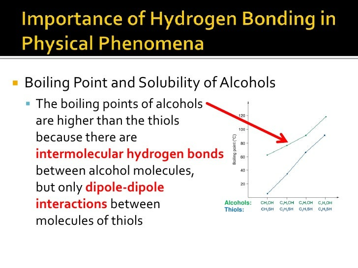 Hydrogen Bonding Powerpoint
