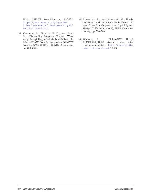 Megamos crypto pdf