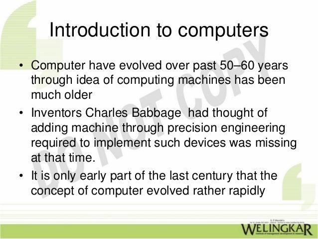 Evolution of Computer Slide 2