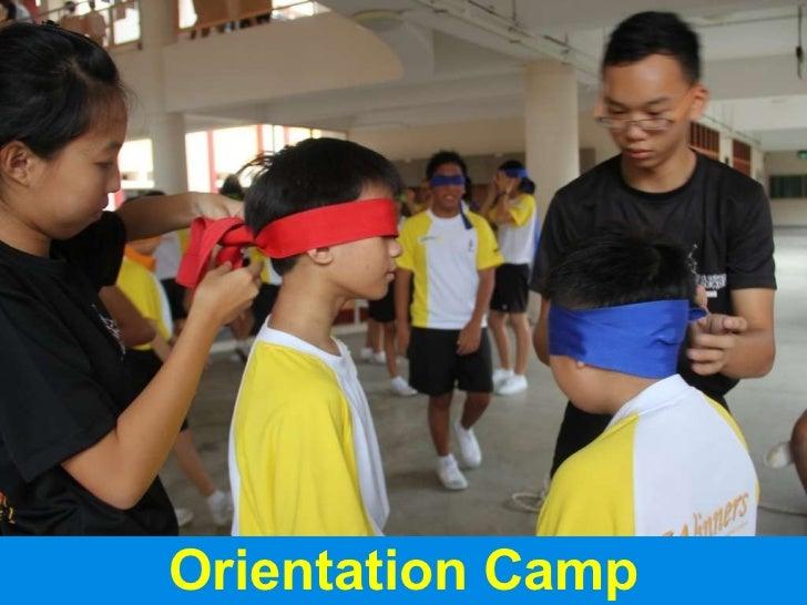 Orientation Camp