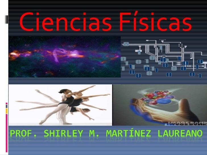 Ciencias Físicas