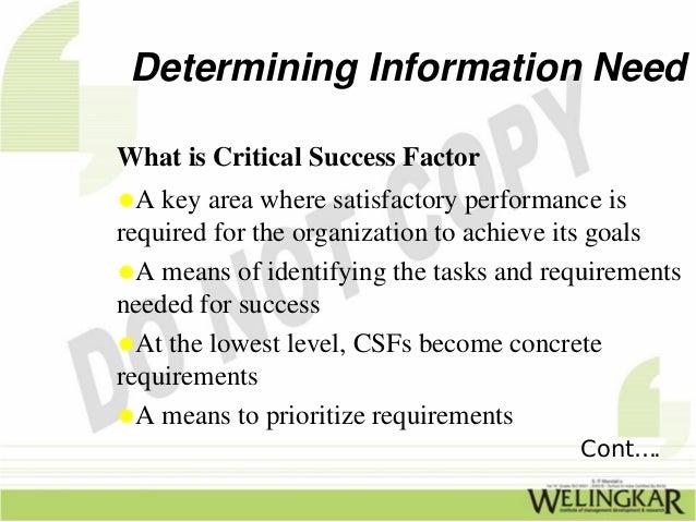 Determining Information Needs. Slide 3