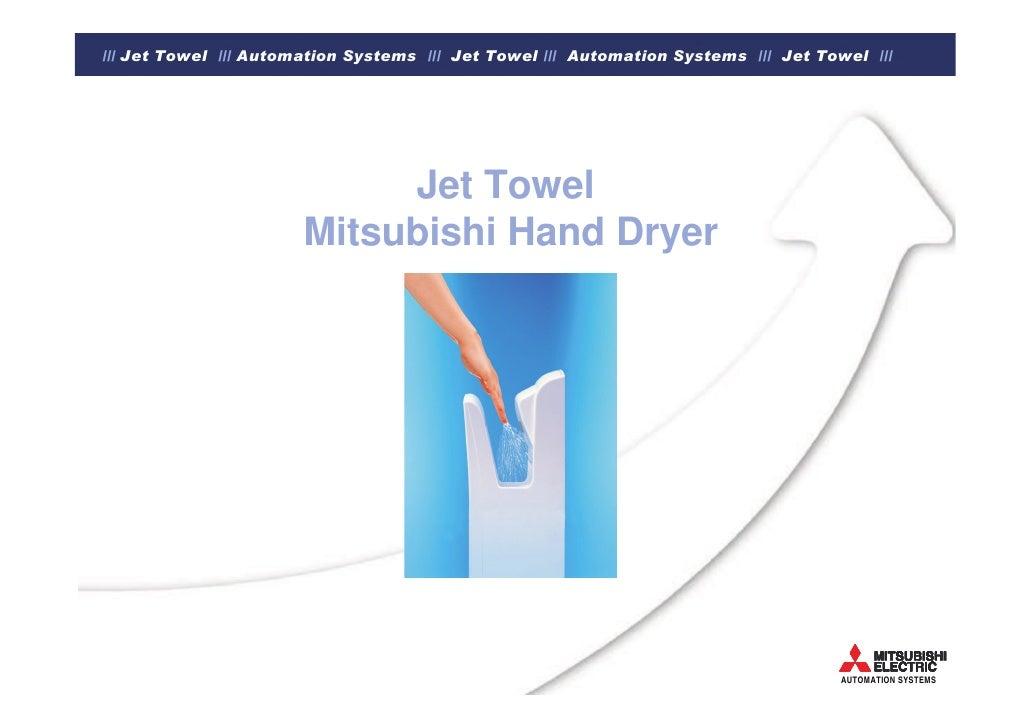 Secadores de manos jet towel - Secador de manos ...