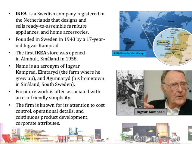"""what was ingvar kamprad s role in ikea s development Founding ikea in 1943, kamprad then started marketing pens,  """"since 1988  ingvar kamprad did not have an operational role within ikea but."""