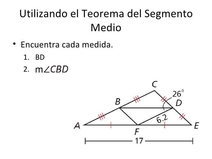 Bonito Hoja Teorema De Segmento Medio Embellecimiento - hojas de ...