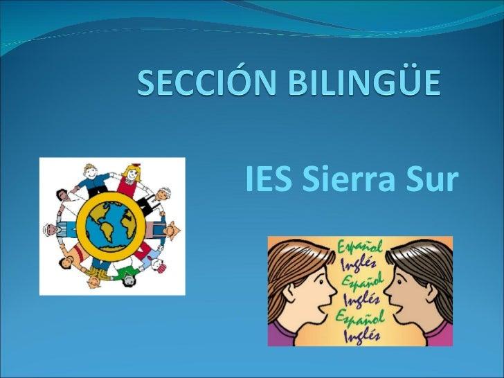 IES Sierra Sur