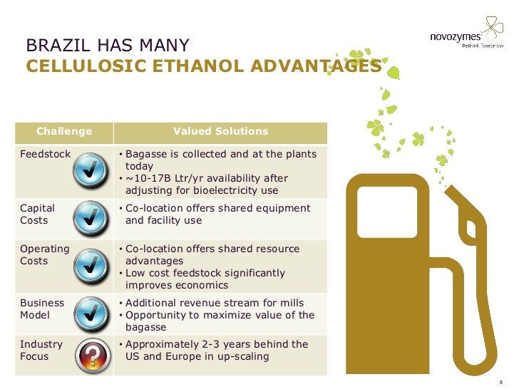 How Brazil Can Capitalize on Cellulosic Ethanol