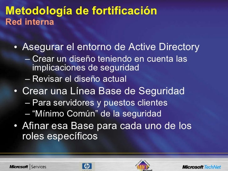SERVER 2003 POLITICAS DE SEGURIDAD