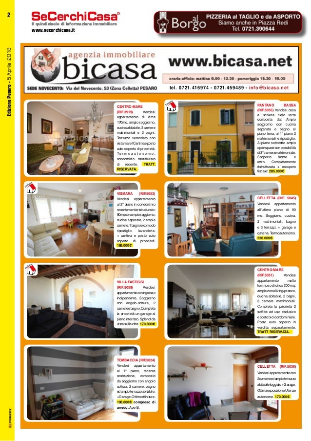 Secerchicasa Pesaro 151 Aprile