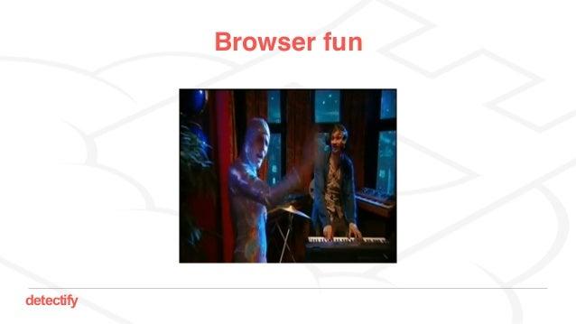 detectify Browser fun