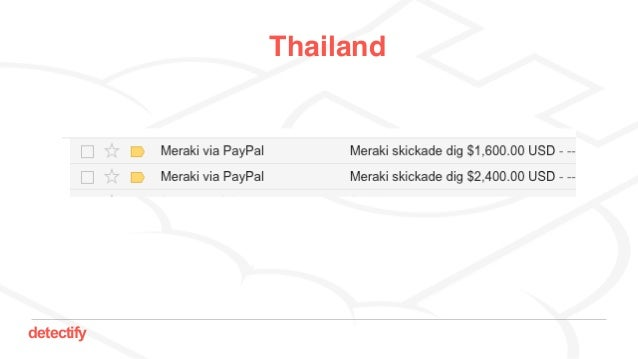 detectify Thailand