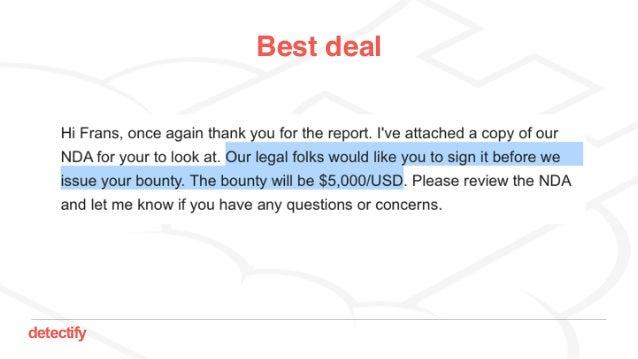 detectify Best deal