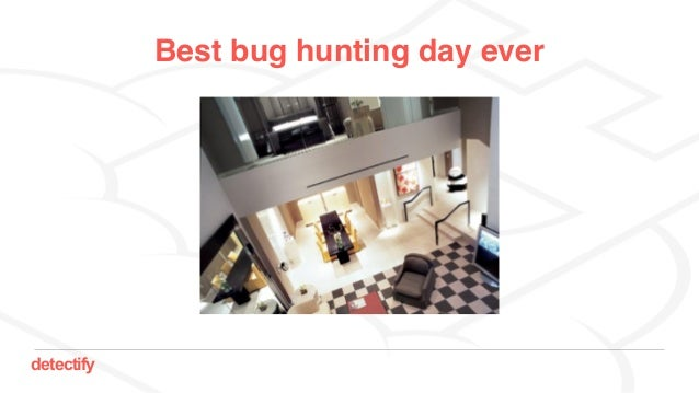 detectify Best bug hunting day ever
