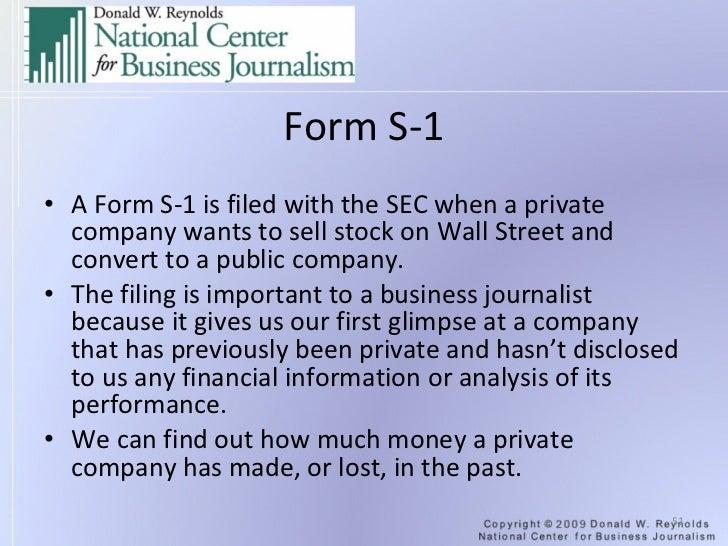 SEC Filings Tutorial