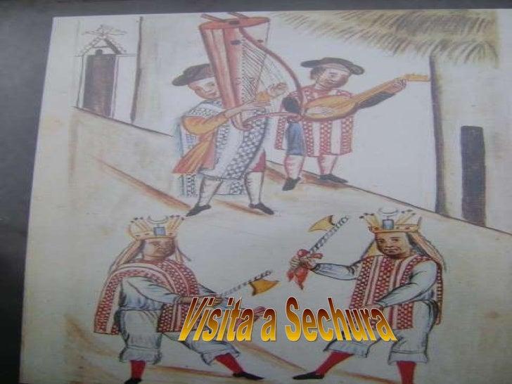 v Visita a Sechura Visita a Sechura