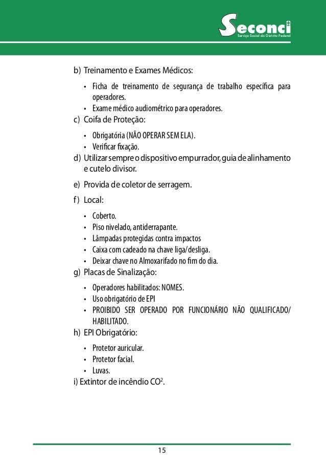 A Cartilha Orientativa para Implantação de Segurança no Canteiro de O… f24598543a