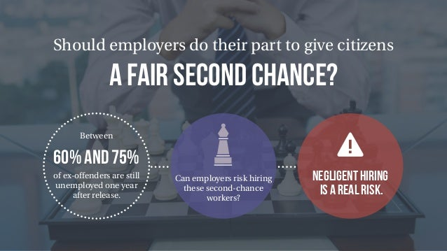 The 'Second-Chance' Workforce