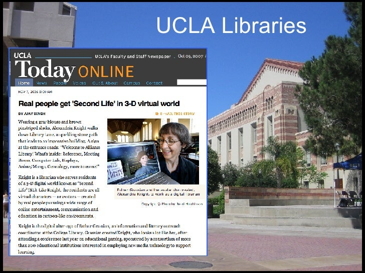 UCLA Libraries
