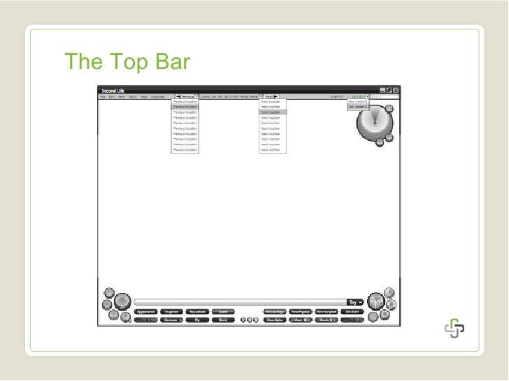 The Top Bar