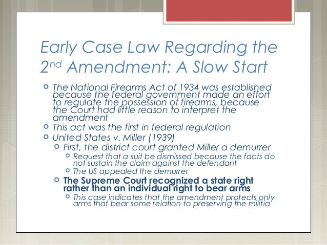 Interpreting the context of the second amendment of the united states constitution