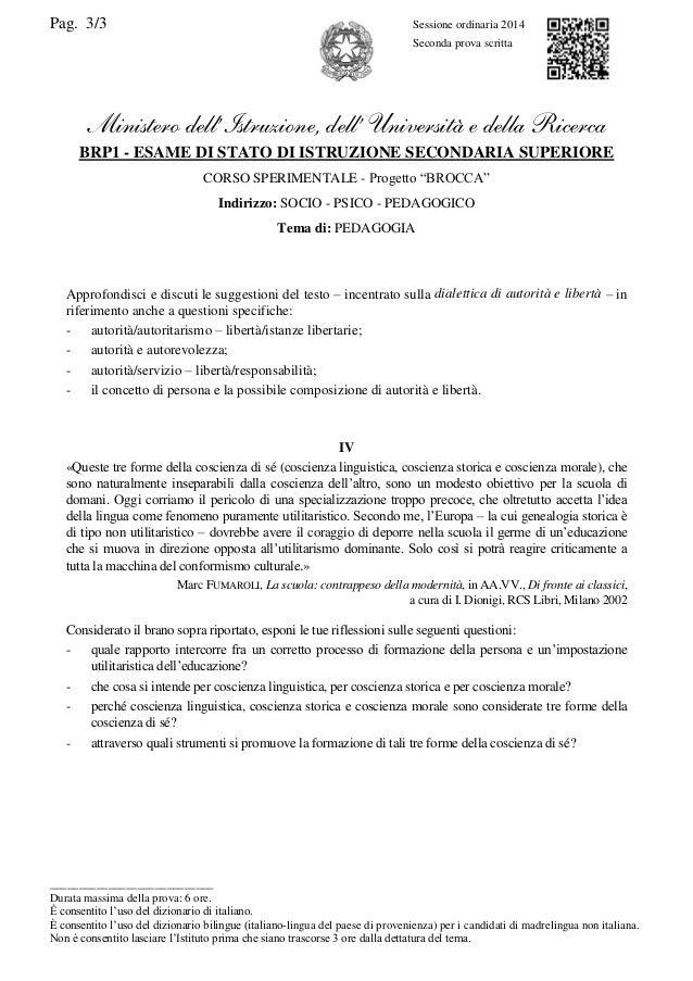 esame di stato di italiano 2009