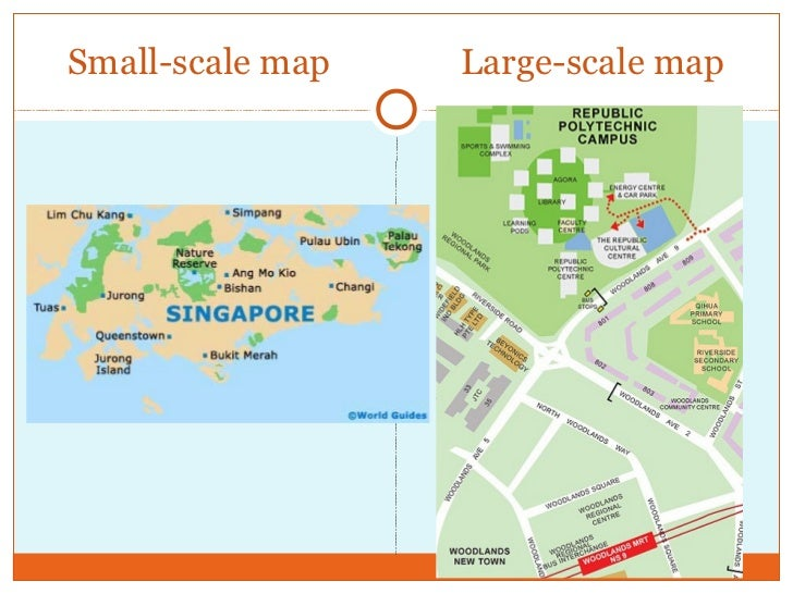Large Scale Map Definition Secondary 1 na geography e learning (7th august 2012)