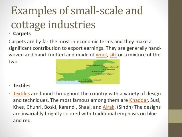 secondary industries